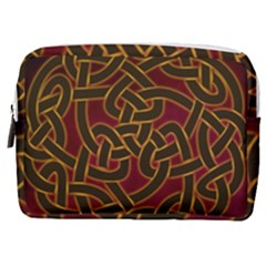 Beautiful Art Pattern Make Up Pouch (medium)