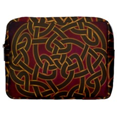 Beautiful Art Pattern Make Up Pouch (large)