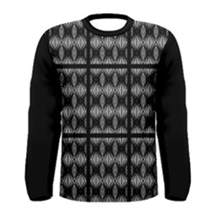 Oregon 001ix Men s Long Sleeve Tee by mrozara