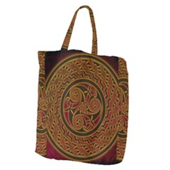 Beautiful Art Pattern Giant Grocery Tote