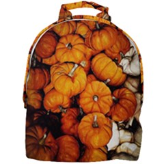 Pile Of Tiny Pumpkins Mini Full Print Backpack by bloomingvinedesign