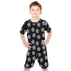 Silver Starr Black Kid s Set
