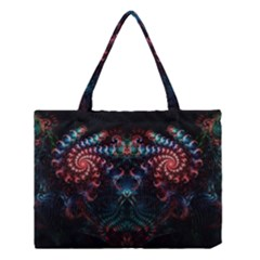 Background Texture Pattern Medium Tote Bag