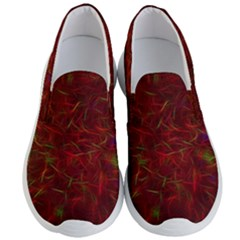 Abstract Pattern Color Shape Men s Lightweight Slip Ons