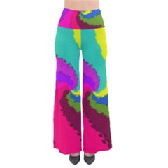 Art Abstract Pattern Color So Vintage Palazzo Pants