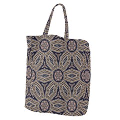Pattern Decoration Abstract Giant Grocery Tote