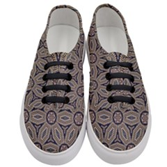 Pattern Decoration Abstract Women s Classic Low Top Sneakers