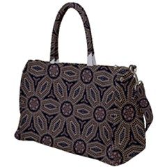 Pattern Decoration Abstract Duffel Travel Bag