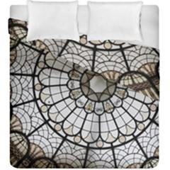 Pattern Abstract Structure Art Duvet Cover Double Side (king Size)
