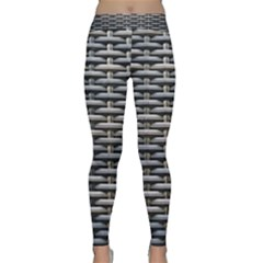 Desktop Pattern Abstract Fabric Classic Yoga Leggings