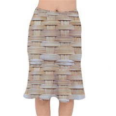 Wicker Model Texture Craft Braided Mermaid Skirt