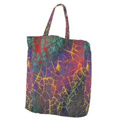 Background Desktop Pattern Abstract Giant Grocery Tote