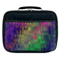 Background Abstract Art Color Lunch Bag