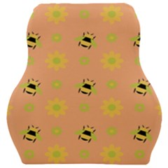 Bee A Bug Nature Car Seat Velour Cushion
