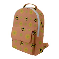 Bee A Bug Nature Flap Pocket Backpack (large)