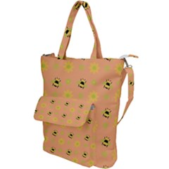 Bee A Bug Nature Shoulder Tote Bag