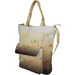 Flower Summer S Nature Plant Shoulder Tote Bag