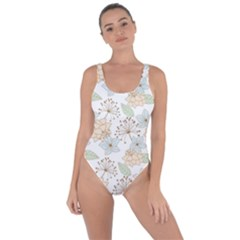 Dandelion Colors Nature Flower Bring Sexy Back Swimsuit
