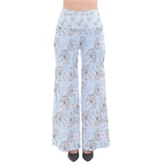 Tooth Of Lion Dandelion So Vintage Palazzo Pants by Nexatart