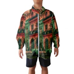 Havana Cuba Architecture Capital Windbreaker (kids)