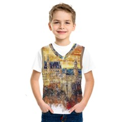 Architecture Castle Fairy Castle Kids  Sportswear