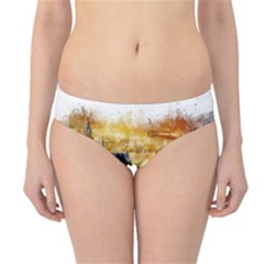 Architecture Castle Fairy Castle Hipster Bikini Bottoms by Nexatart