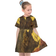 Witch On Moon Kids  Sailor Dress