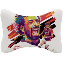 Mo Salah The Egyptian King Seat Head Rest Cushion