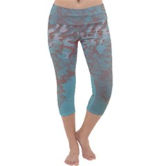 Vapor 2 Capri Yoga Leggings by WILLBIRDWELL