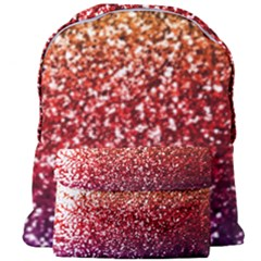Rainbow Glitter Graphic Giant Full Print Backpack