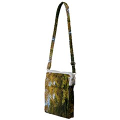Vermont Autumn Trees Multi Function Travel Bag by SusanFranzblau