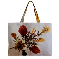 Holy Land Flowers 2 Zipper Mini Tote Bag