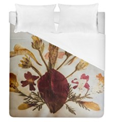 Holy Land Flowers 3 Duvet Cover (queen Size) by DeneWestUK