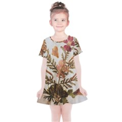 Holy Land Flowers 4 Kids  Simple Cotton Dress