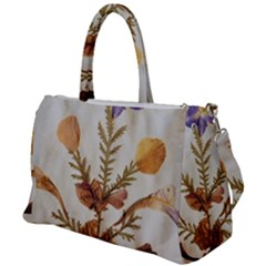 Holy Land Flowers 11 Duffel Travel Bag by DeneWestUK