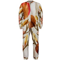 Holy Land Flowers 14 Onepiece Jumpsuit (men)