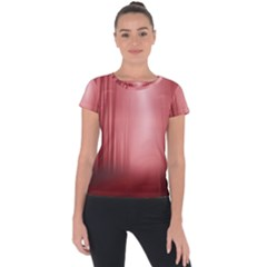 Redforest Short Sleeve Sports Top