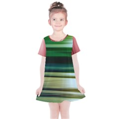 Redforest Greenocean Kids  Simple Cotton Dress