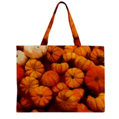 Pumpkins Tiny Gourds Pile Mini Tote Bag