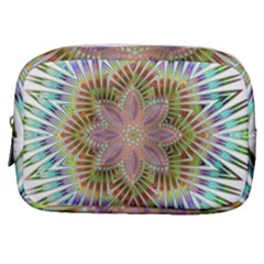 Star Flower Glass Sexy Chromatic Symmetric Make Up Pouch (small) by Jojostore