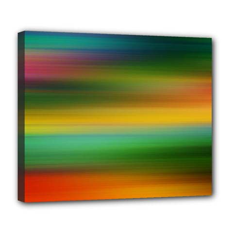 Art Blur Wallpaper Artistically Deluxe Canvas 24  X 20  (stretched)