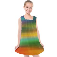 Art Blur Wallpaper Artistically Kids  Cross Back Dress