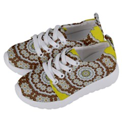 Pretty As A Flower Everywhere You Can See Kids  Lightweight Sports Shoes by pepitasart