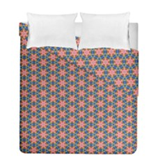 Background Pattern Texture Duvet Cover Double Side (full/ Double Size)
