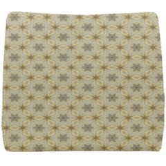 Star Basket Pattern Basket Pattern Seat Cushion