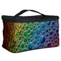 Bubbles Rainbow Colourful Colors Cosmetic Storage View2