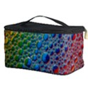 Bubbles Rainbow Colourful Colors Cosmetic Storage View3