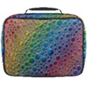 Bubbles Rainbow Colourful Colors Full Print Lunch Bag View2