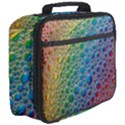Bubbles Rainbow Colourful Colors Full Print Lunch Bag View3