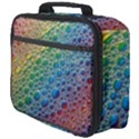 Bubbles Rainbow Colourful Colors Full Print Lunch Bag View4